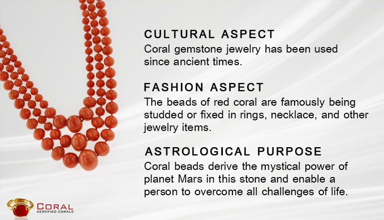 Coral Gemstone Beads: Markets And Meanings By Gem Expert