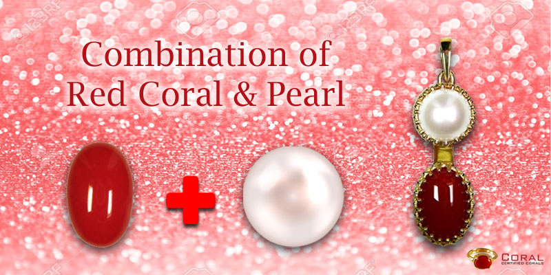 How Combination Of Red Coral & Pearl Gemstone Boosts Health And Wealth