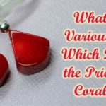 Factors To Determine The Price Of Red Coral Gemstones