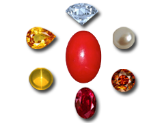 Gemstones Which Can Be Adopted With Red Coral