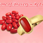 Gemstone of Bravery – Red Coral