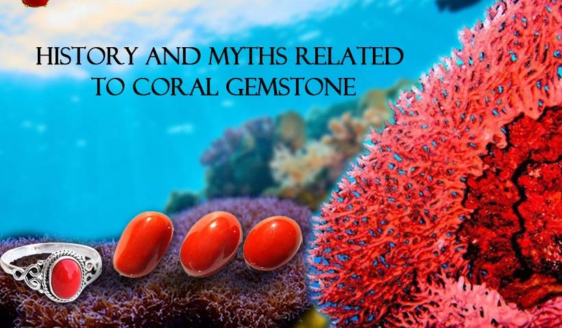 Red Coral Gemstone history and myths
