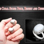 White Coral stone :Price, Benefit and Difference