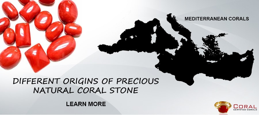 Different Origins Of Precious And Natural Coral Stone