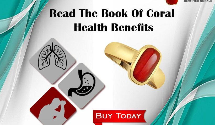 The Book Of Coral Health Benefits
